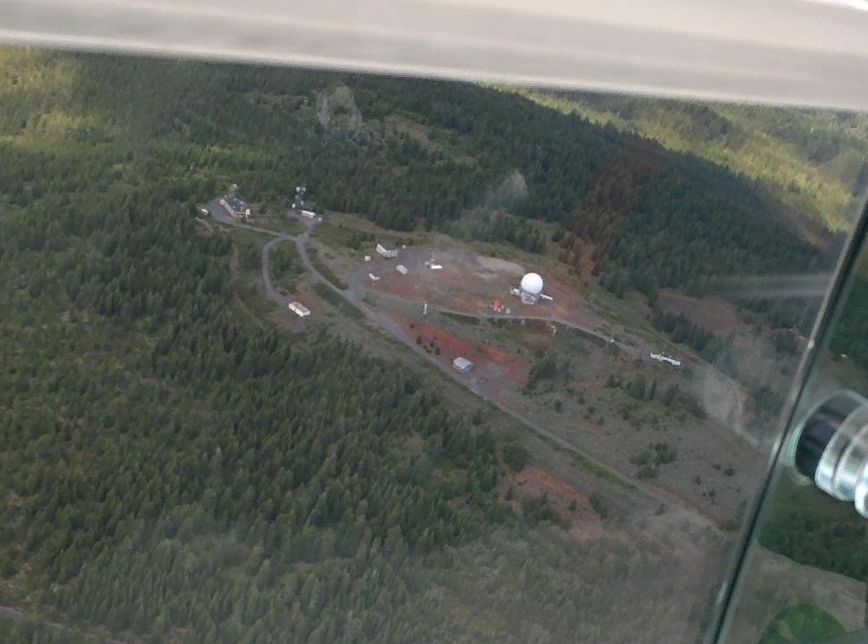 Radar Installation turnpoint
